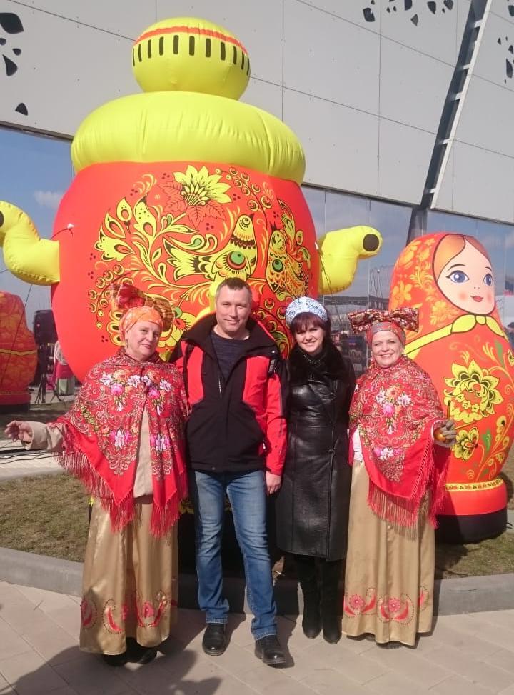 Завод СтеклоПласт принял участие в ярмарке в центре Волгограда
