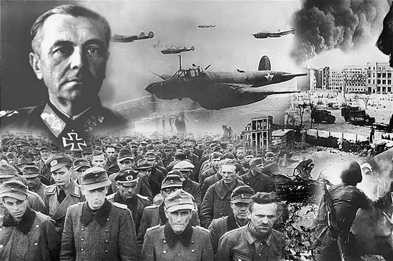 2 февраля отмечается День воинской славы России - День разгрома советскими войсками немецко-фашистских войск в Сталинградской битве (1943 г.),