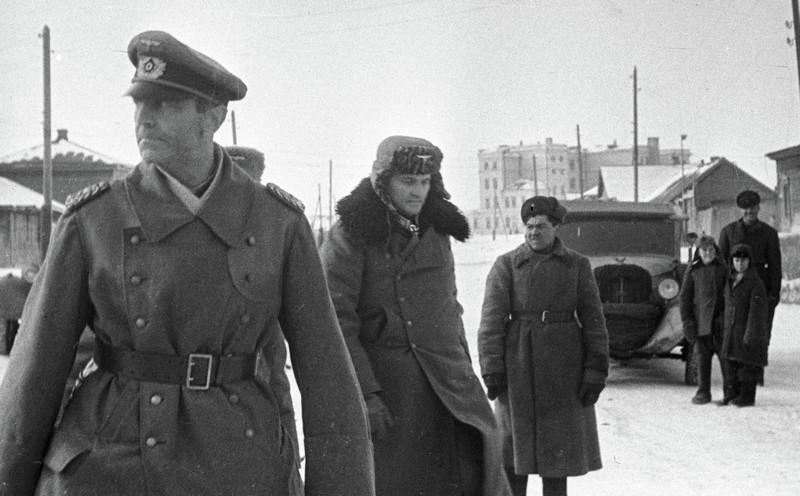 1 января 1943 года в Сталинграде был взят в плен Фридрих Паулюс