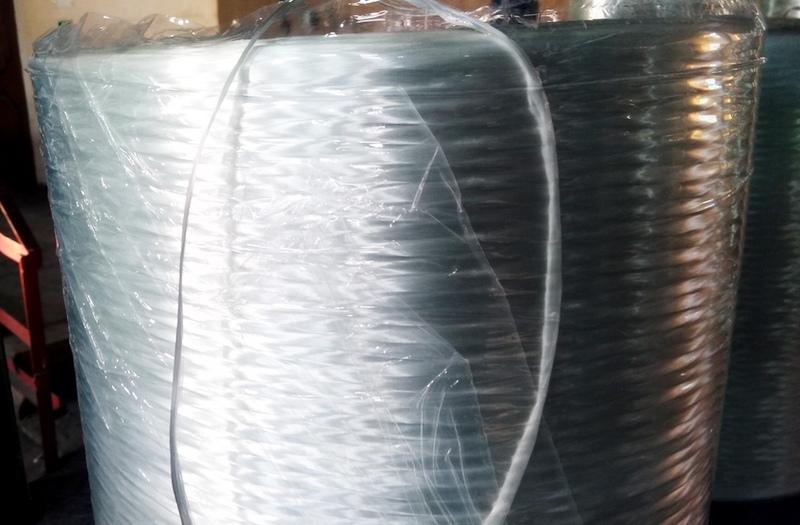 Ровинг стеклянный в рулонах