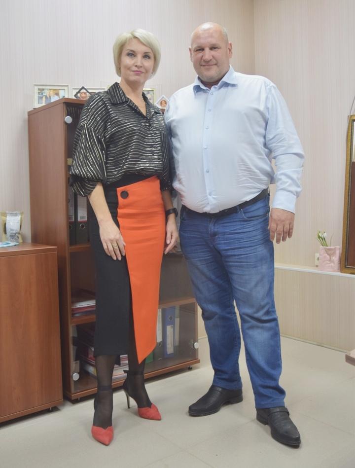 Встреча Матвеева Е. А. с представителями СМИ, ток шоу «Даария»