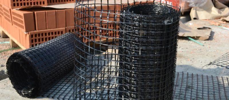 Базальтовая кладочная сетка для армирования