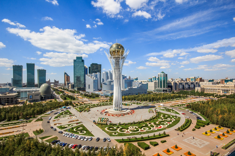 СтеклоПласт в столице Казахстана г. Нур-Султан