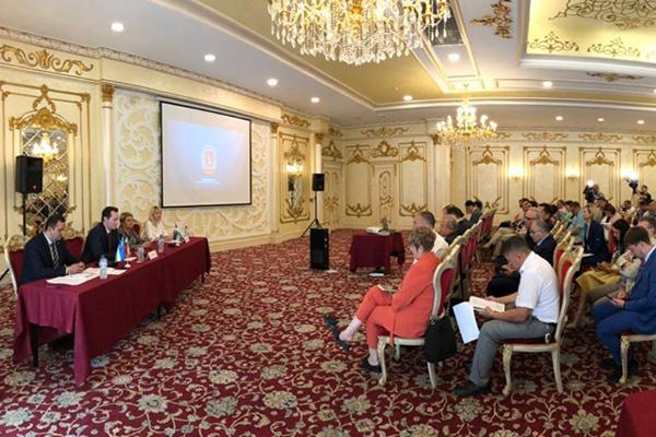 Бизнес визит представителей бизнеса и образования Волгоградской области в Республику Узбекистан