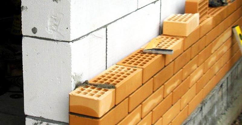 Гибкие связи для облицовочной кирпичной кладки