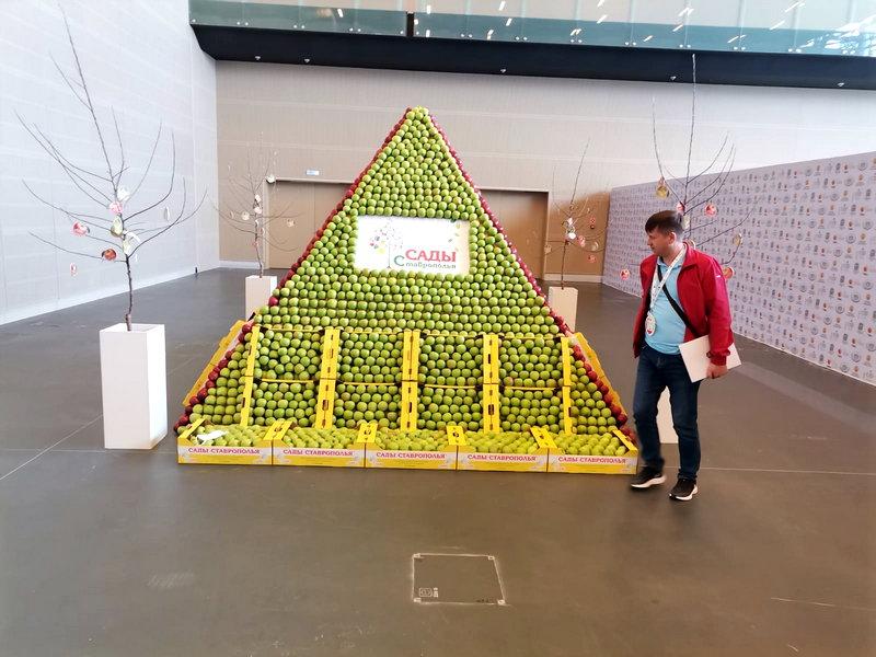 PRO ЯБЛОКО 2021 - третья международная выставка технологий для современного садоводства