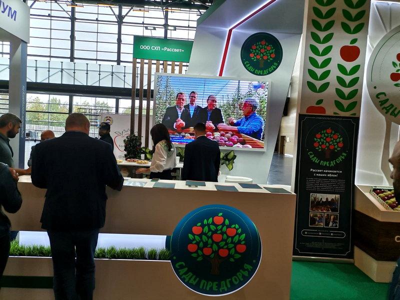 Композитную гладкую арматуру СтеклоПласт высоко ценят в садоводстве! Выставку PRO ЯБЛОКО 2021 посетили представители крупнейших компаний и эксперты садоводства из России и других стран.