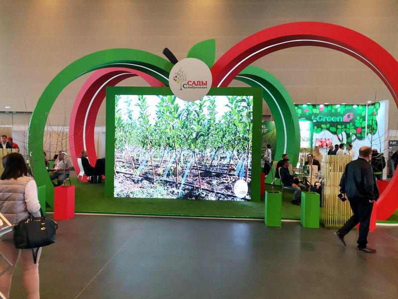PRO ЯБЛОКО 2021 - это возможность обмена мнениями и выработки общих для основных участников отрасли подходов к решению ключевых вопросов выращивания фруктов. Завод СтеклоПласт принял активное участие!
