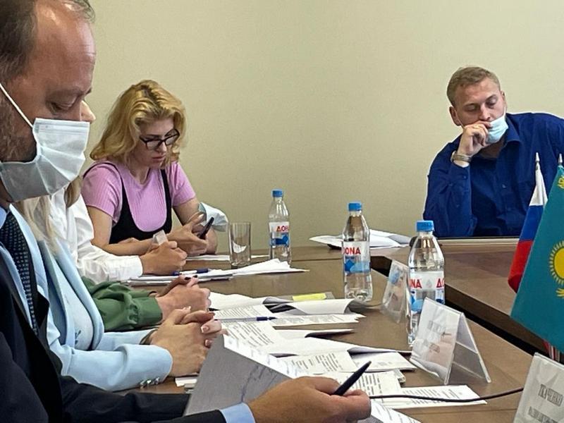 Сотрудничество Волгоградской и Западно-казахстанской областей - 25.05.2021 г.