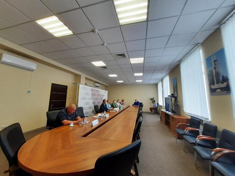 Заседание по вопросам сотрудничества Волгоградской и Западно-казахстанской областей 2021